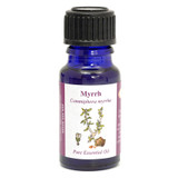 Myrrh Essential Oil (Somalia) - 10 ml (100% Pure Concentrated)