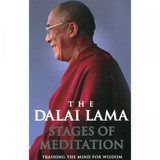 Stages of Meditation by The Dalai Lama