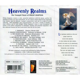 CD: Heavenly Realms - Philip Chapman