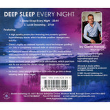 CD: Deep Sleep Every Night - Glenn Harrold