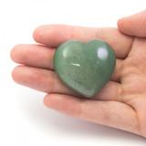 Green Aventurine Crystal Heart