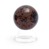 Mahogany Obsidian Crystal Sphere (35mm)