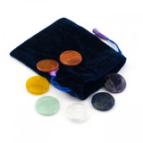 Crystal Chakra Disc Set (Set of 7)