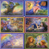 Whispers of Healing Oracle Cards by Angela Hartfield