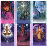Universal Wisdom Oracle Cards by Toni Carmine Salerno