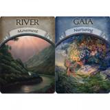 Earth Magic Cards by Steven Farmer