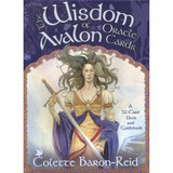 The Wisdom of Avalon Oracle Cards by Colette Baron-Reid