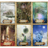 The Enchanted Map Oracle Cards by Colette Baron-Reid