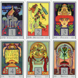 The Moon Oracle (Cards & Book Set)