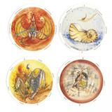 Circle of Life Tarot Cards by Maria Distefano