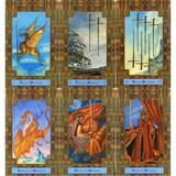 The Dragon Tarot by Nigel Suckling