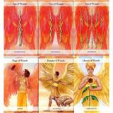 The Angel Tarot by Jayne Wallace