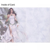 Goddess of the River Greeting Card (Blank)