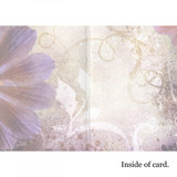 Contented Greeting Card (Blank)