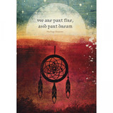 Fire and Dream Greeting Card (Blank)
