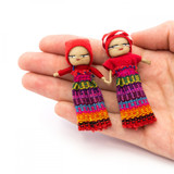 Guatemalan Friendship Worry Dolls