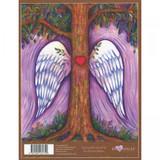 Sacred Space: Writing & Creativity Journal by Toni Carmine Salerno