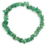 Green Aventurine Crystal Chip Bracelet
