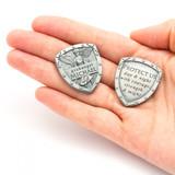 Archangel Michael Pocket Shield