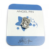Hope Angel Pin
