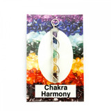 Chakra Harmony Pendant (with Sterling Silver)
