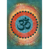 All Embracing Om Greeting Card (Inspiration)