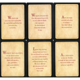 The Motivation Manifesto Cards by Brendon Burchard