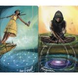 The Light Seer's Tarot by Chris-Anne