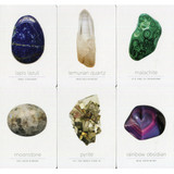 Daily Crystal Inspiration Oracle Cards by Heather Askinosie