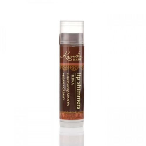 Kuumba Made Tierra Organic Lip Shimmer (Cocoa)