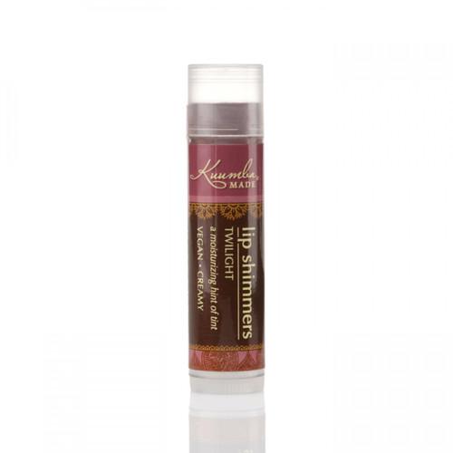 Kuumba Made Twilight Organic Lip Shimmer (Plum)