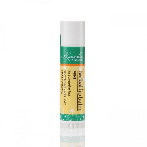 Kuumba Made Mint Flavoured Organic Lip Balm