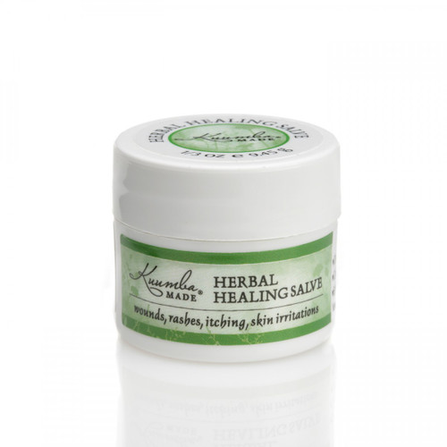 Kuumba Made Organic Herbal Healing Salve