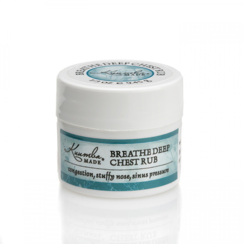 Kuumba Made Organic Breathe Deep Chest Rub