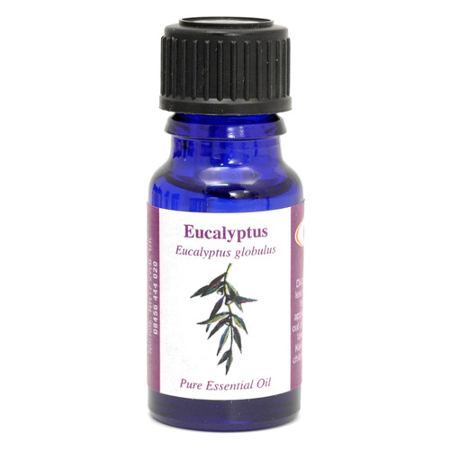Eucalyptus Essential Oil (China) - 10 ml (100% Pure Concentrated)