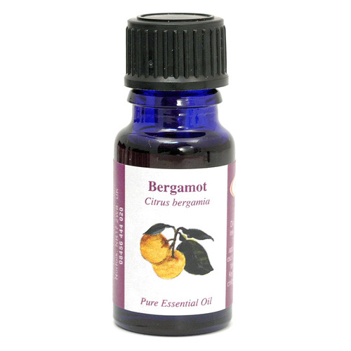Bergamot Essential Oil (Ivory Coast) - 10 ml (100% Pure Concentrated)