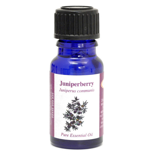 Juniperberry Essential Oil (Macedonia) - 10 ml (100% Pure Concentrated)