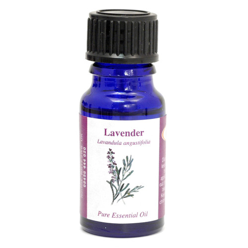 Lavender (High Alpine, Mt. Ventoux) Essential Oil - 10 ml (100% Pure Concentrated)