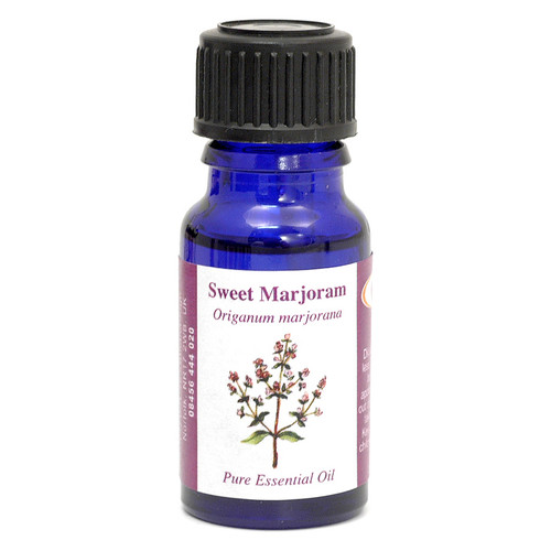 Sweet Marjoram Essential Oil (France) - 10 ml (100% Pure Concentrated)