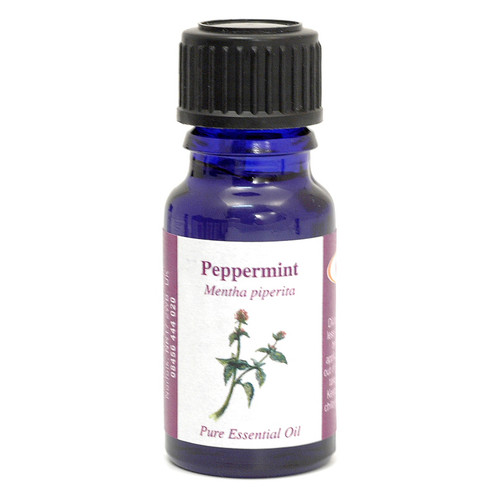Peppermint Essential Oil (USA) - 10 ml (100% Pure Concentrated)