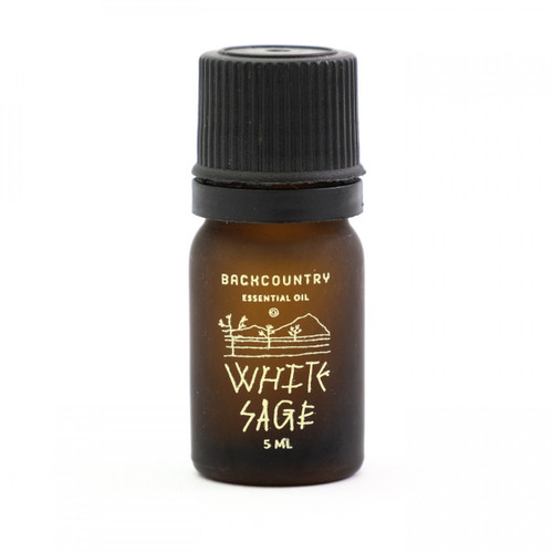 Californian White Sage Essential Oil (USA) - 5 ml