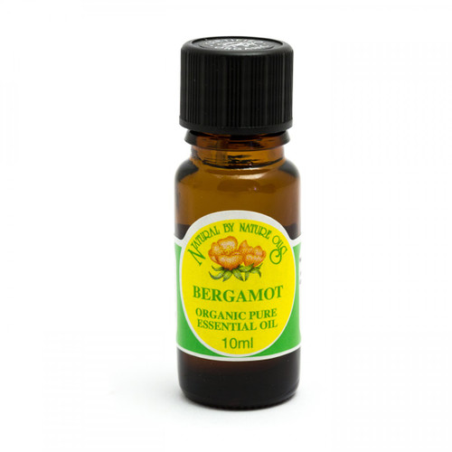 Bergamot Organic Pure Essential Oil (Italy) 10ml