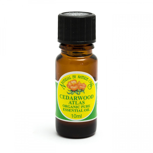Cedarwood Atlas Organic Pure Essential Oil (France) 10ml