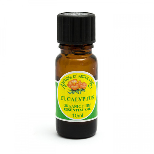 Eucalyptus Organic Pure Essential Oil (Australia) 10ml