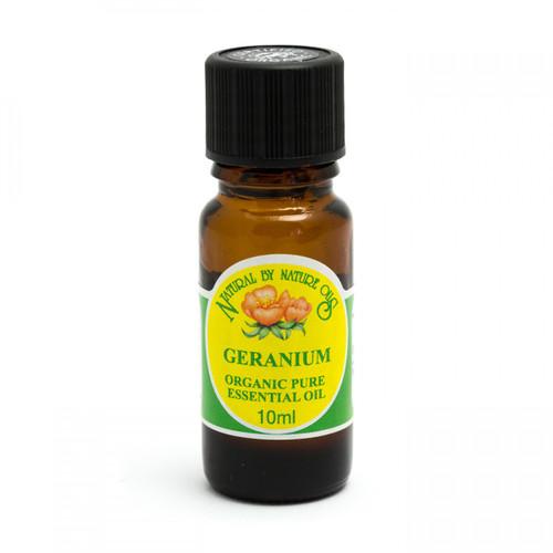 Geranium Organic Pure Essential Oil (Egypt) 10ml