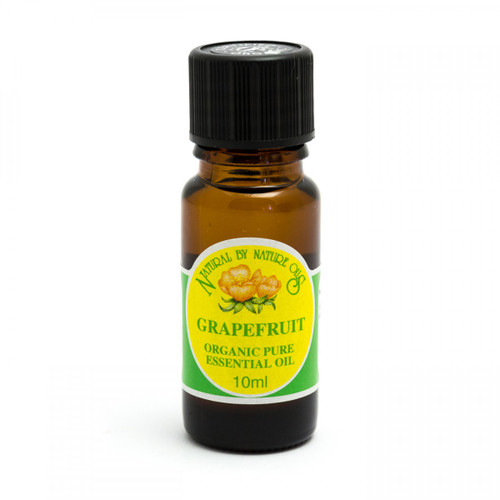Grapefruit Organic Pure Essential Oil (Israel) 10ml