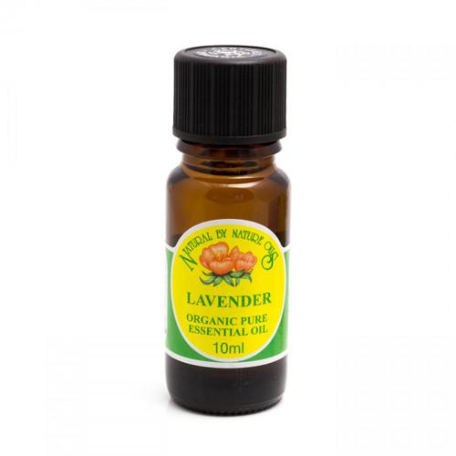 Lavender Organic Pure Essential Oil (India) 10ml