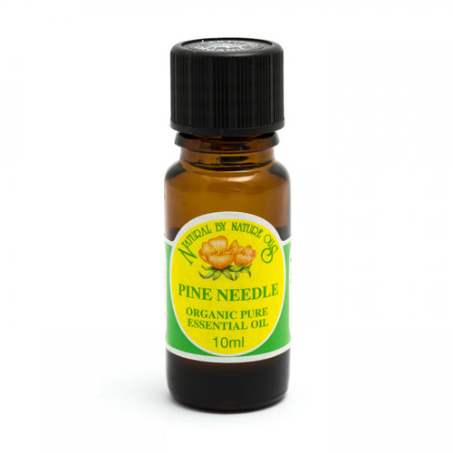 Pine Needle Organic Pure Essential Oil (France) 10ml