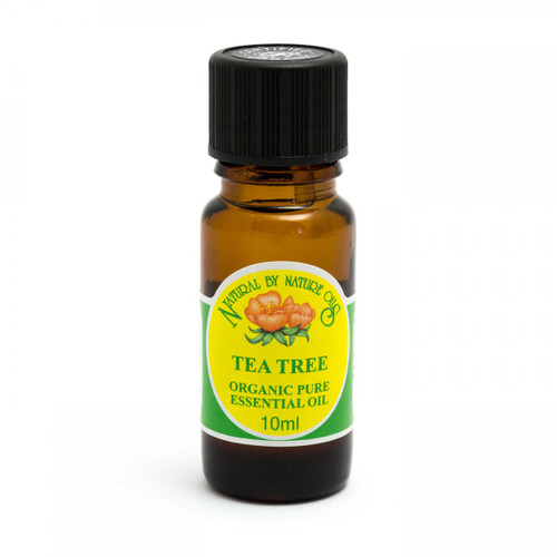 Tea Tree Organic Pure Essential Oil (Australia) 10ml