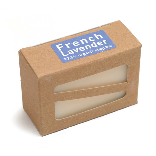 French Lavender Organic Soap Bar